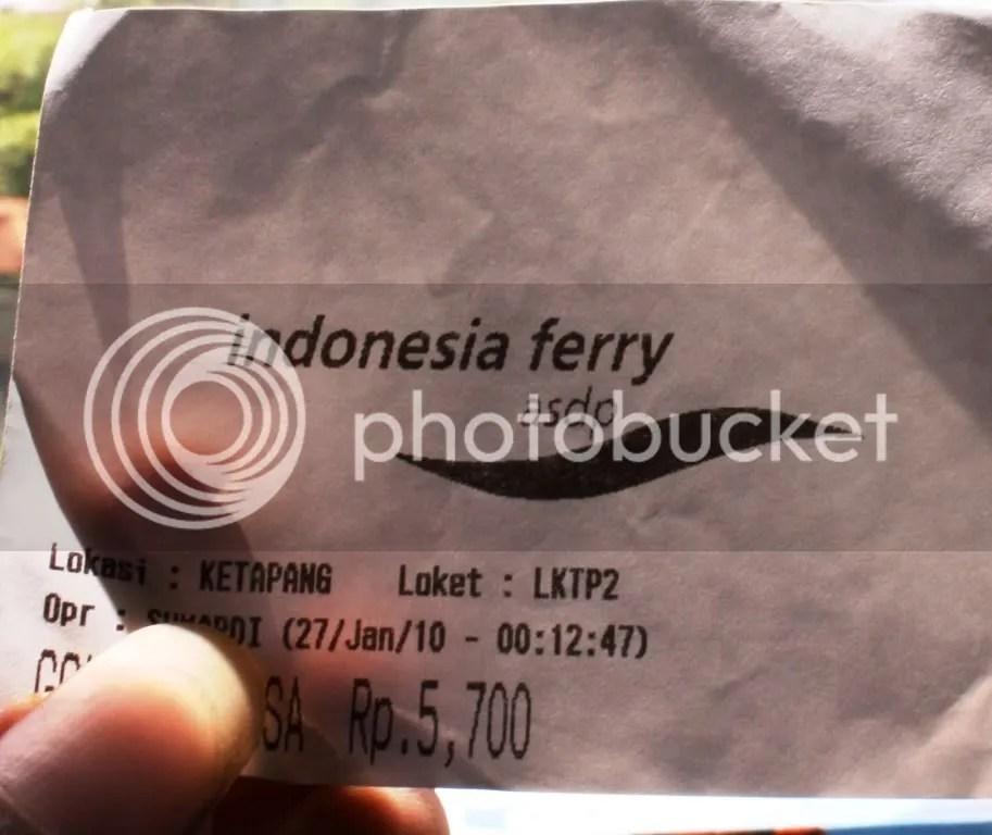 tiket ferry