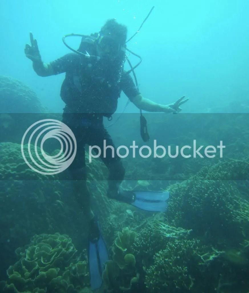 Diving Me