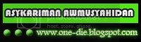 http://www.one-die.blogspot.com