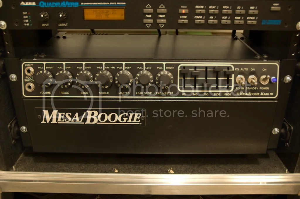 The Boogie Board  View topic  FS  Full MesaBoogie Mark