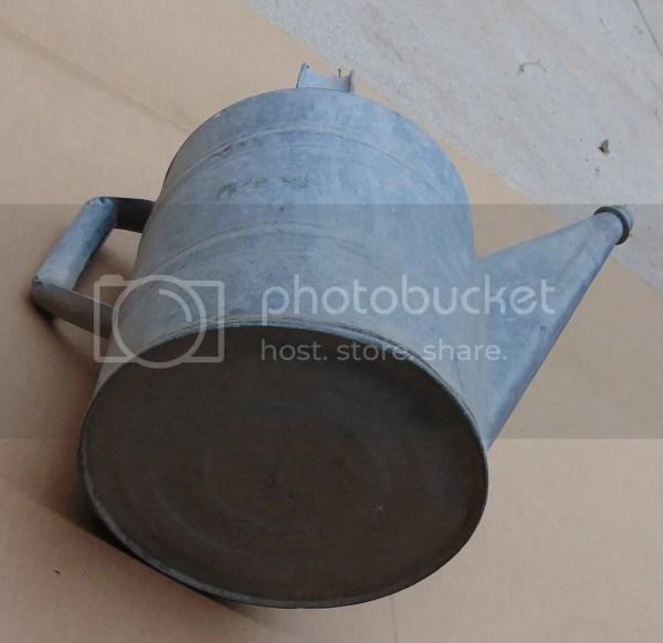 Antique Metal Watering Can Spouts