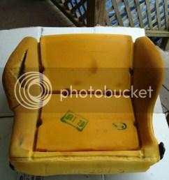 seat foam repair [ 768 x 1024 Pixel ]