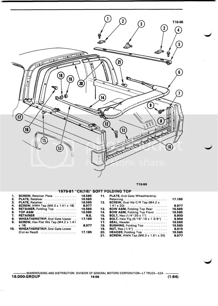 1986 chevy blazer k5 wiring diagram