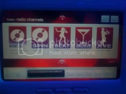 Virgin America Inflight 425