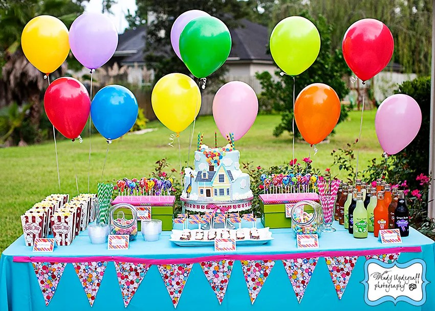 The Art Of Family Birthday Party Ideas