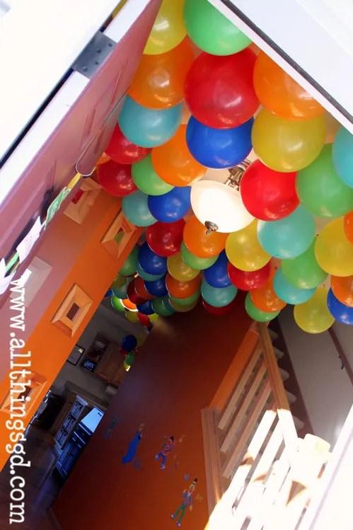 Kates Sesame Street Birthday Party