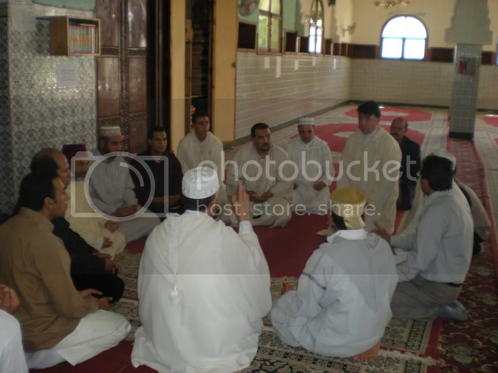 Masjid Badar 25 April 08