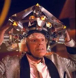 Doctor Emmett L. Brown, scientist