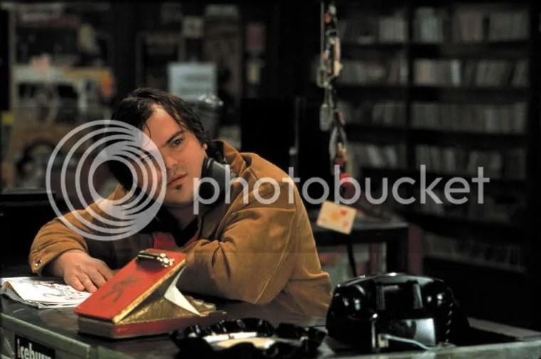 Jack Black ในบท แบรี่