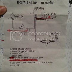 Wiring Diagram 4 Spotlights Thermostat To Furnace Driving Light Toyota Hilux Great Installation Of 07 Spotlight Library Rh 13 Mml Partners De Automotive Electric Fan