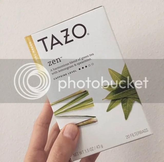 Zen Tazo Tea