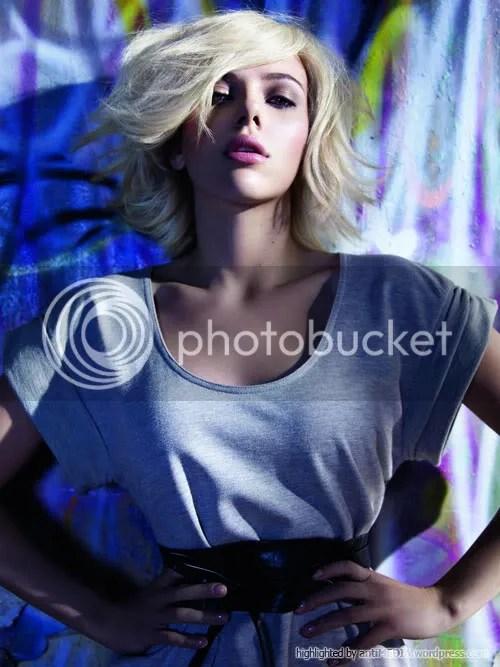Scarlett Johansson vs Mango