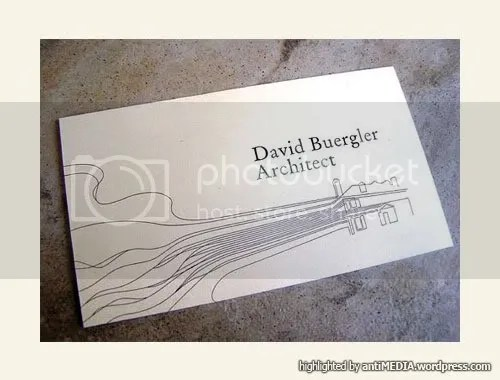 Creative Namecard