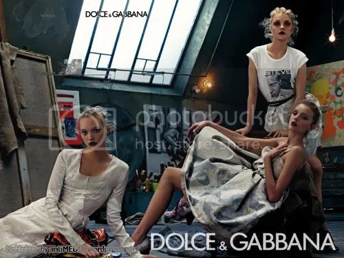 D&G fashion