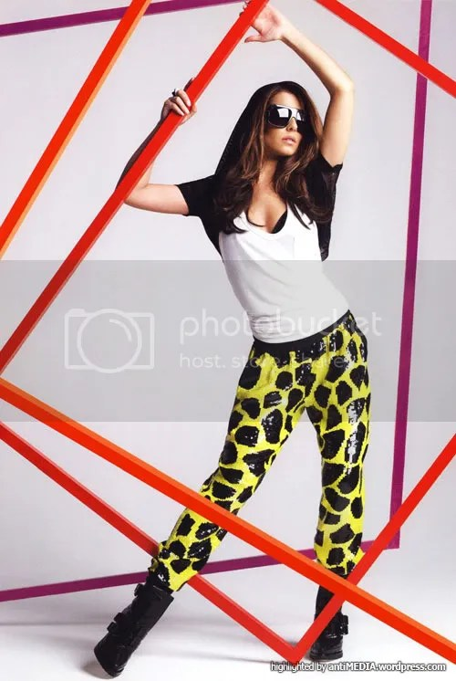 Cheryl Cole - Official Calendar 2010