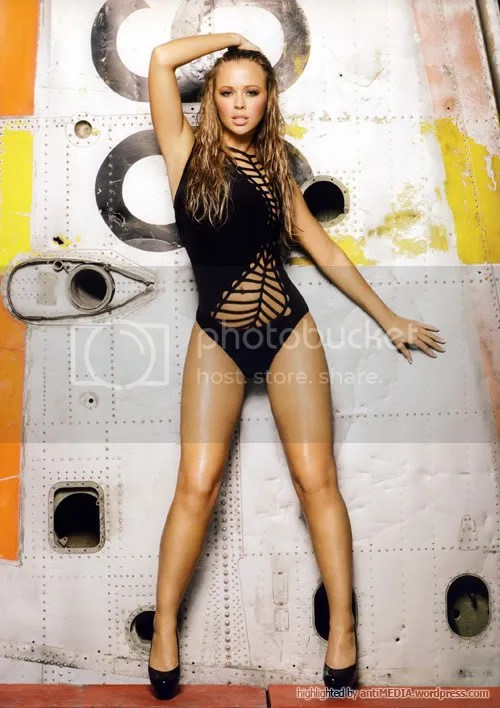 Girls Aloud (Kimberley Walsh)