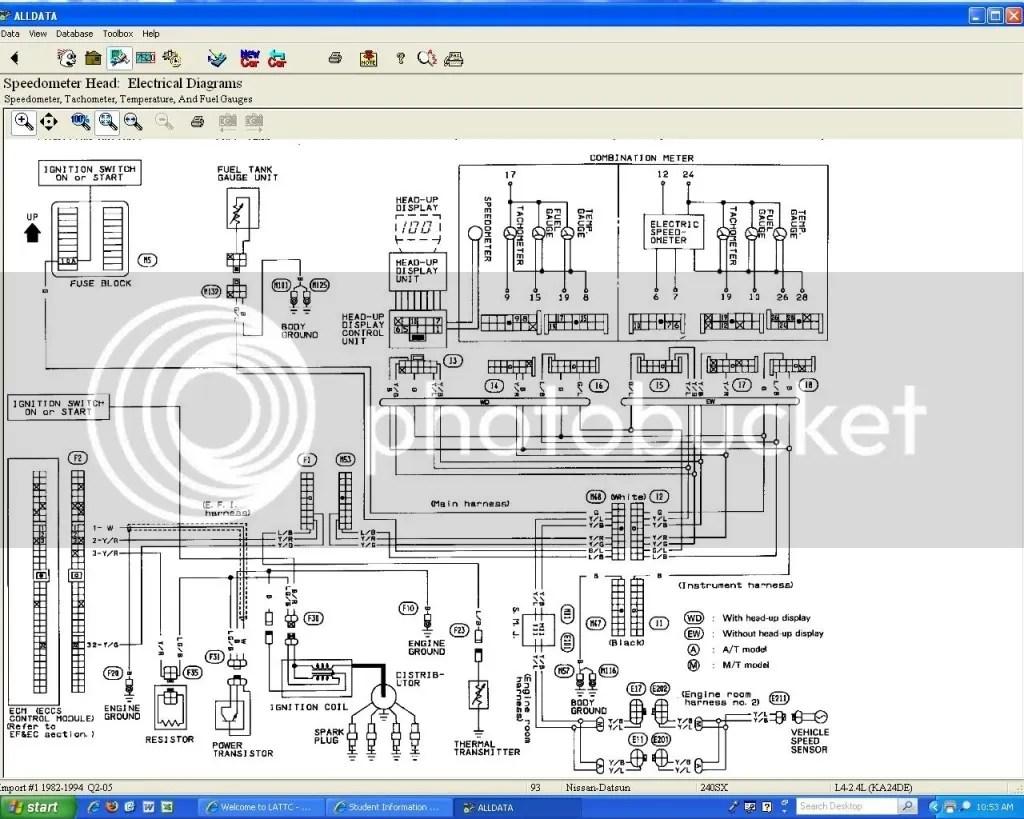 1995 nissan 240sx fuel pump wiring diagram 1991 honda crx radio 62 schwabenschamanen de images gallery
