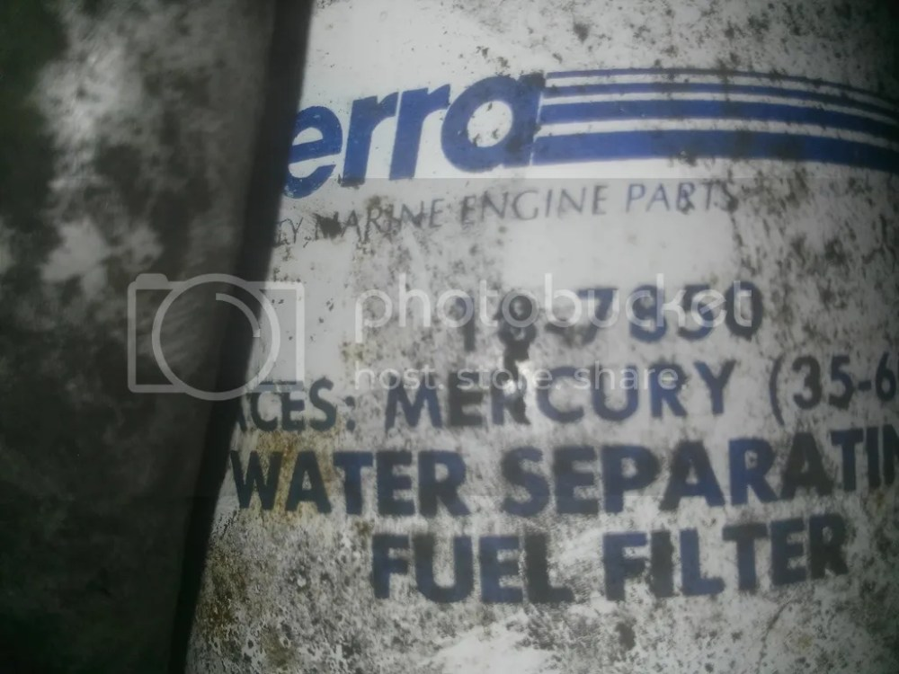 medium resolution of here s a pic of the water fuel setup planning to replace the filter with this one from napa which notes the sierra part number in the cross reference