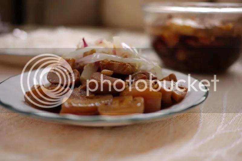 Five Spice Chinese Pork Stew  (5/6)