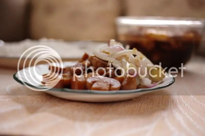 Five Spice Chinese Pork Stew  (1/6)