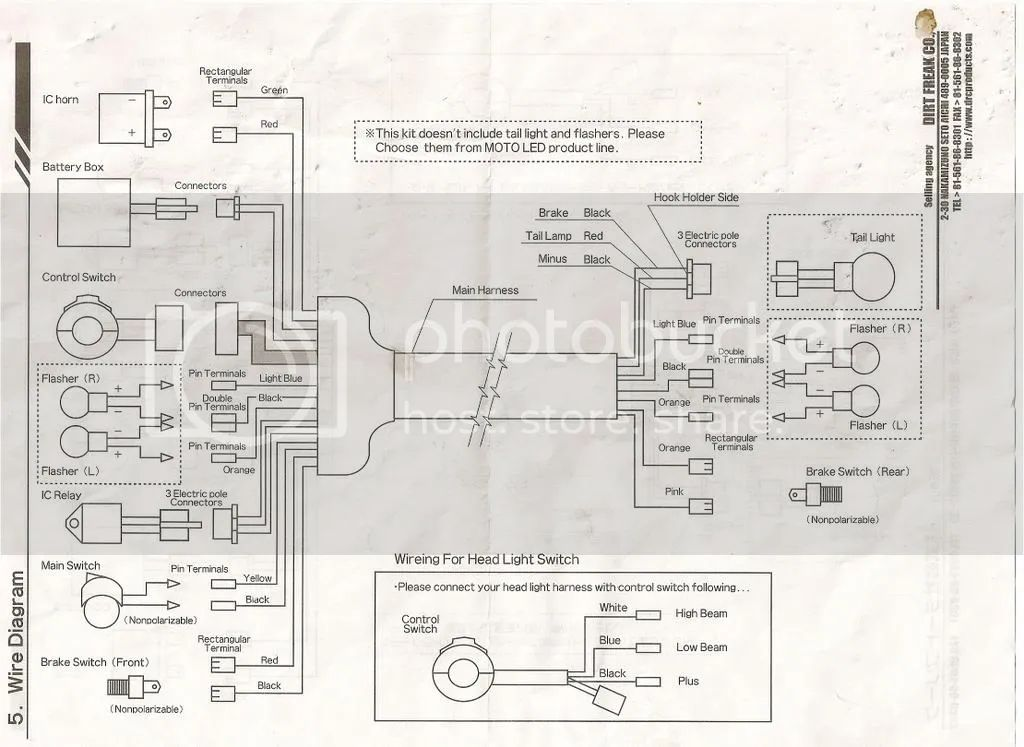 thumper battery pack wiring diagram