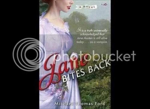 Jane Austen bites back, as a vampire apparently.