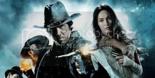 Jonah Hex trailer and poster