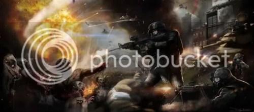 World War Z movie coming soon.