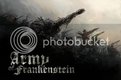 Wait wasn't Frankenstein supposed to be British?  WTF?