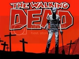 Hey check out thos walking dead people.