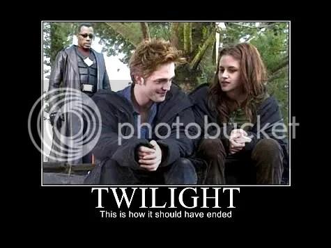 Die Edward!  Die!