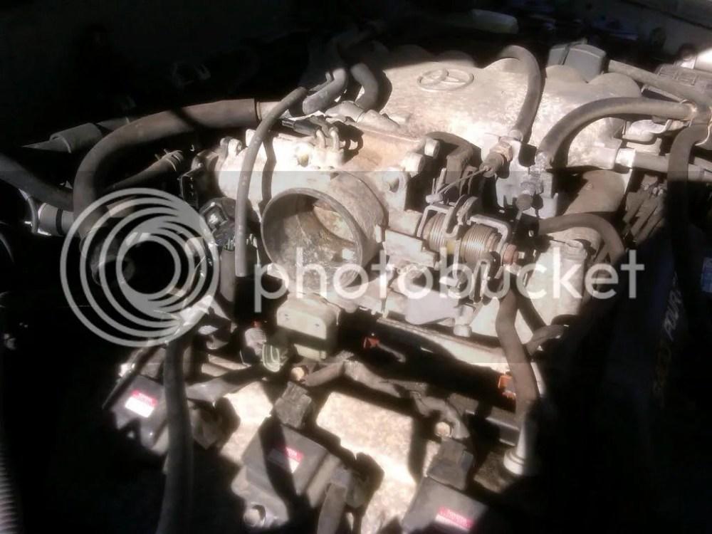 medium resolution of propper throttle body adjustment including iac with pics toyota 1992 toyota 3400 engine vacuum hose diagram