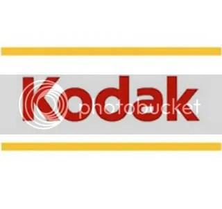 Eastman kodak new logo