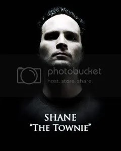 Goodbye, Shane! Ill miss your attitude, but you did put up a good fight. I really thought hed cut your arm off, though.