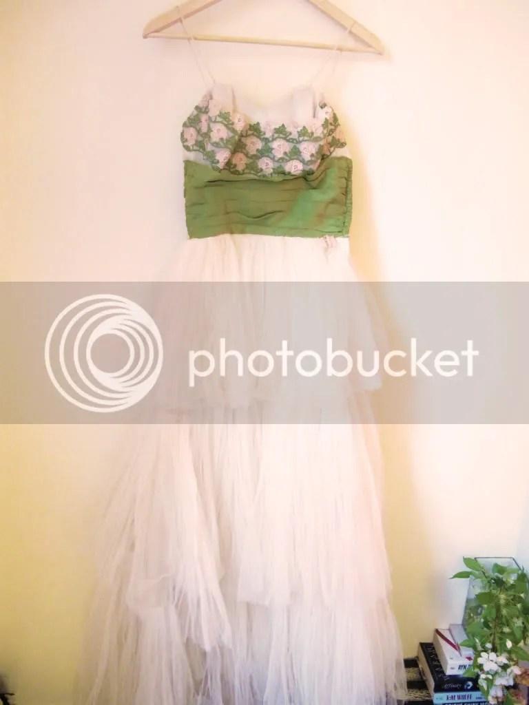 Confection Dress.