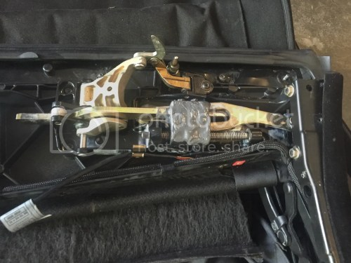 small resolution of any other parts from the top such as hydraulics or wiring harness is available also the harness was inspected at the drivers side bend and one wire has the