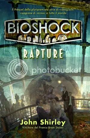 Bioshock: Rapture - Libro (Romanzo)