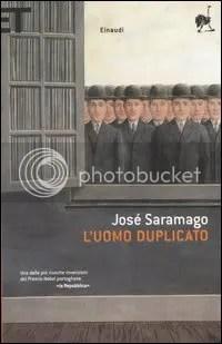 José Saramago - L'uomo duplicato