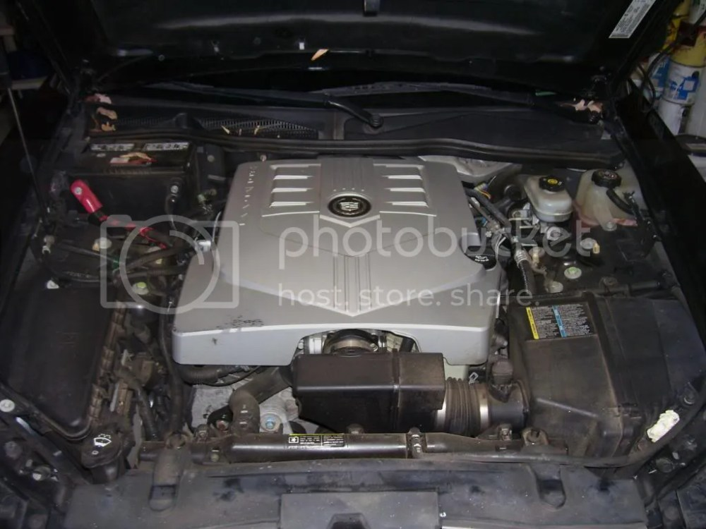 medium resolution of 2005 cadillac srx engine diagram