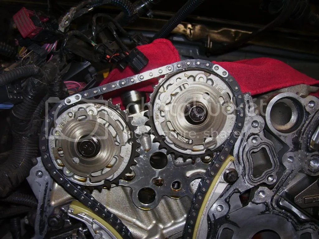 hight resolution of 05 cts 3 6l timing chain job tons o pics i mean