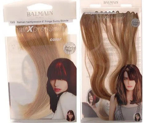 Balmain Hair Extensions by HairXPressions.
