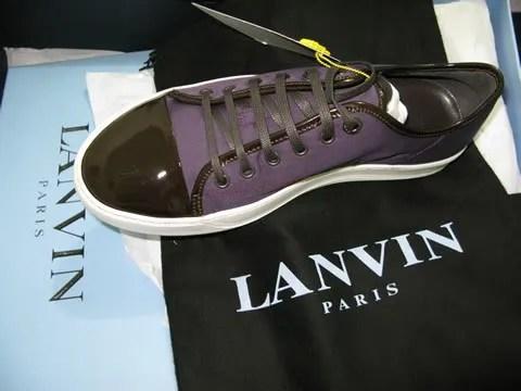 Lanvin men's Sneakers