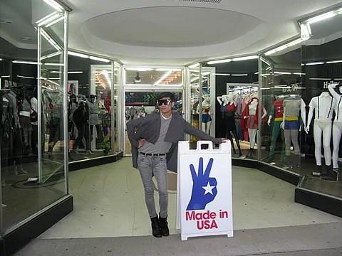 Detroit Royal Oak American Apparel