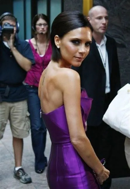 Thinspiration Victoria Beckham for American Idol