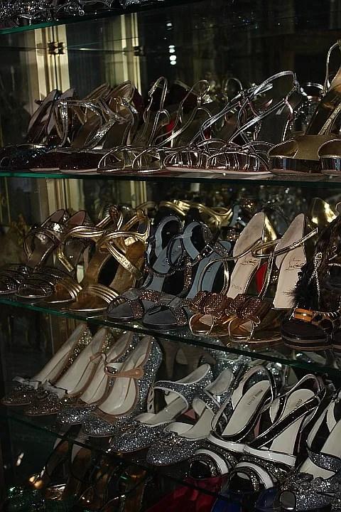 Anna Dello Russo's Shoes