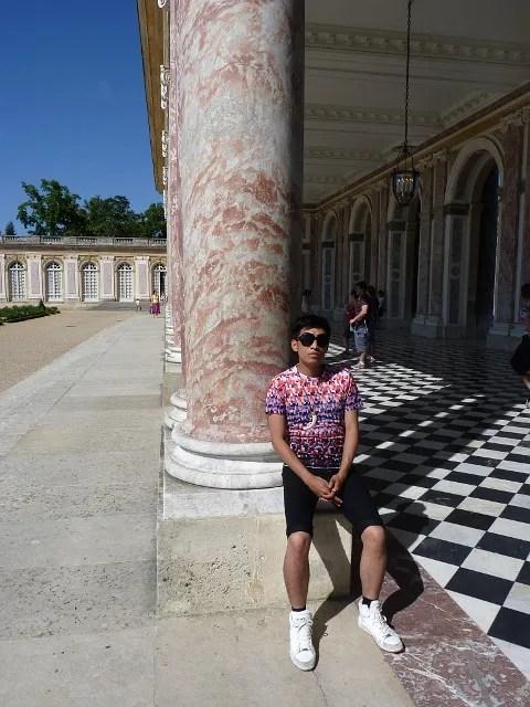 Bryanboy Versailles