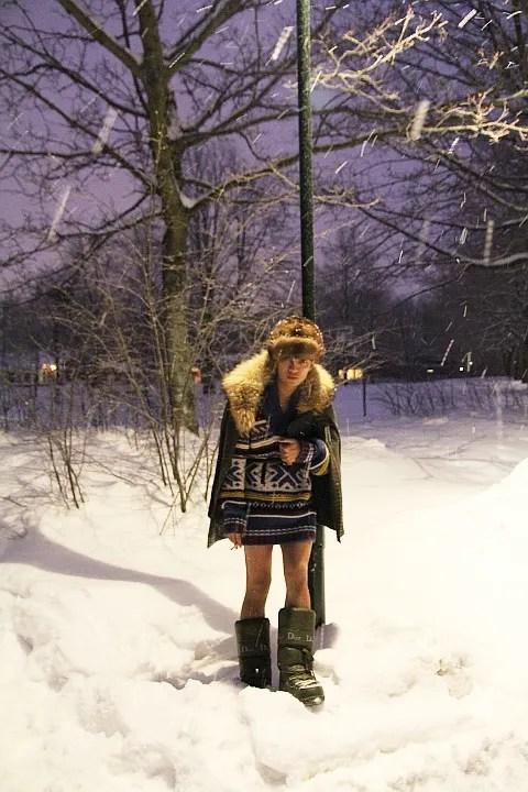 Bryanboy Stockholm Winter