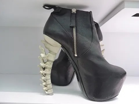Dsquared Spine Ankle Boots
