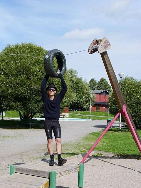 Stockholm Suburbs Playground
