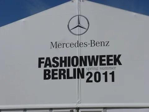 Spring Summer 2011 Mercedes Benz Fashion Week Berlin